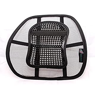 SIT RIGHT POSTURE AID FOR CHAIRS CAR SEAT SUPPORT SYSTEM by A&B HOMEWARE®