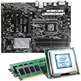 Intel Core i5-6600K / ASUS PRIME Z270-P Mainboard Bundle / 16384 MB | CSL PC Aufrüstkit | Intel Core i5-6600K 4x 3500 MHz, 16 GB, Intel HD Graphics 530, GigLAN, 7.1 Sound, USB 3.1 | Aufrüstset | PC Tuning