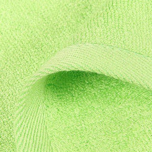 fibra di bambù asciugamani tre insiemi di spessore assorbimento acqua naturale ( Colore : 7 ) 6