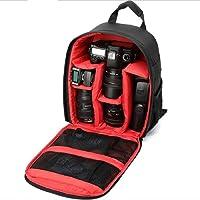 AMPLE ITALIA DSLR SLR Backpack Camera Bag   Camera Lens Shoulder Backpack Case for Canon Nikon   Lens Accessories Carry…
