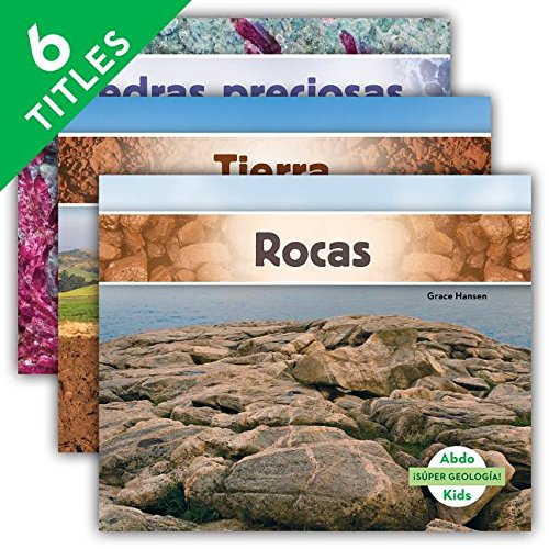Súper geología! / Geology Rocks! par Grace Hansen