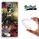 Becool® Fun - Funda Gel Flexible para Zopo Speed 7 ZP951, Carcasa TPU fabricada con la mejor Silicona, protege y se adapta a la perfección a tu Smartphone y con nuestro exclusivo diseño. Grietas y pintura