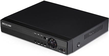 Seculink 8-Kanal 1080n 5-in-1 AHD XVR-System High-Definition-Ausgabe H. 264 Kompression P2P-Fernbedienung CCTV Überwachungs Sicherheit digitaler Video Rekorder