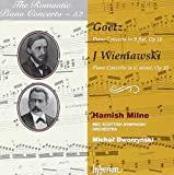 Goetz/ Wieniawski: Romantic Piano Concerto 52 (Piano Concerto In B Flat/ Piano Concerto In G Minor)