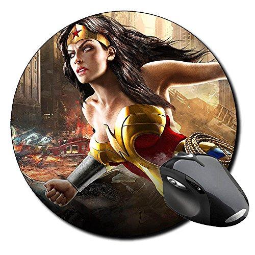 donna-grande-wonder-woman-dc-universe-online-a-vassoio-rotondo-round-mousepad-pc