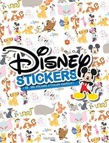de 300 stickers à coller partout ! (Disney Sticker)