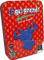 Gigamic AMSIXQ - Jeu de Cartes - 6 Qui prend !