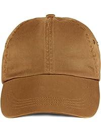 Anvil Low-Profile Twill Cap, Farbe:Texas Orange, Größe:One Size