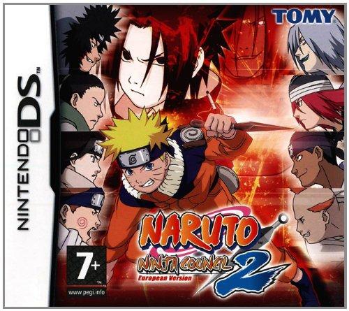 Naruto - Ninja Council 2 - Ninja Für Spiele Ds