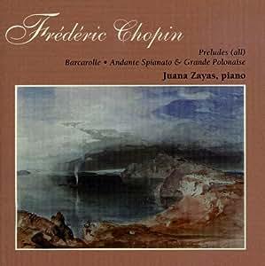 Juana Zayas Plays Chopin