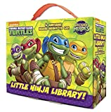 Little Ninja Library (Teenage Mutant Ninja Turtles: Half-Shell Heroes)