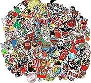 ملصقات الفينيل الرائعة 55-905 قطعة من تشنلمل والمستوحاة من افلام وموسيقى عشوائية لالواح التزلج والجيتار وحقائب