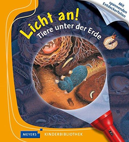 Tiere unter der Erde: Licht an! 02