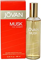Jovan Musk For Women Cologne Spray 96ml With Ayur Product In Combo