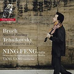 Bruch: Scottish Fantasy - Tchaikovsky: Violin Concerto