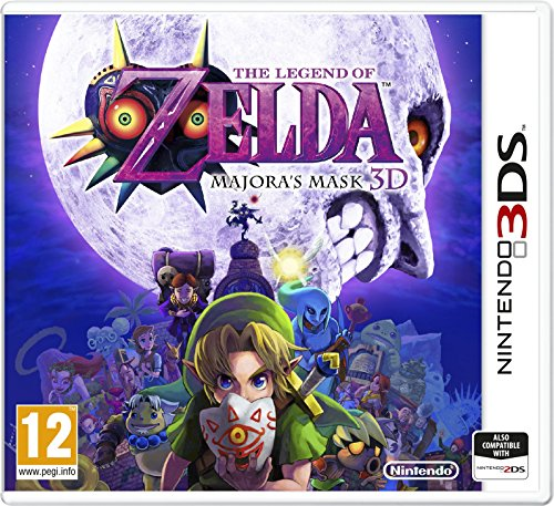 THE LEGEND OF MAJORA'S MASK 3D [NINTENDO 3DS] INGLESE CON ITALIANO