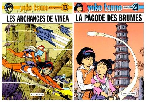 2 BD pour le prix d'1 : Yoko Tsuno, ...