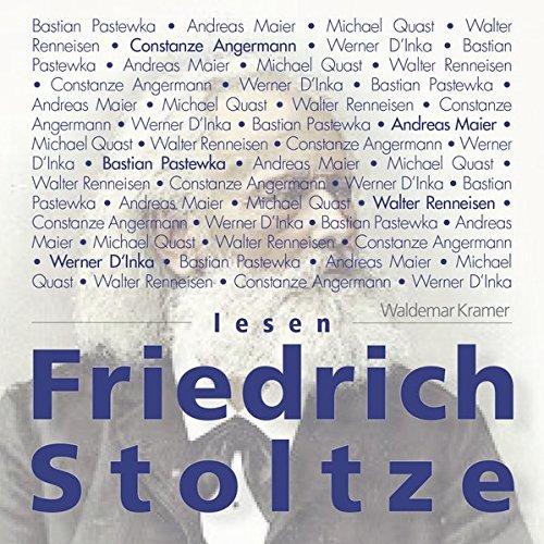 CD - Friedrich Stoltze