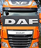 24/7AUTO Edelstahl-Badge vorne Schild für neue XF 106Trucks Spiegel poliert Zubehör