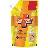 Savlon Deep Clean Germ Protection Liquid Handwash Refill Pouch, 725ml