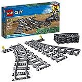 LEGO City 60238 - Weichen (8 Teile) - 2018