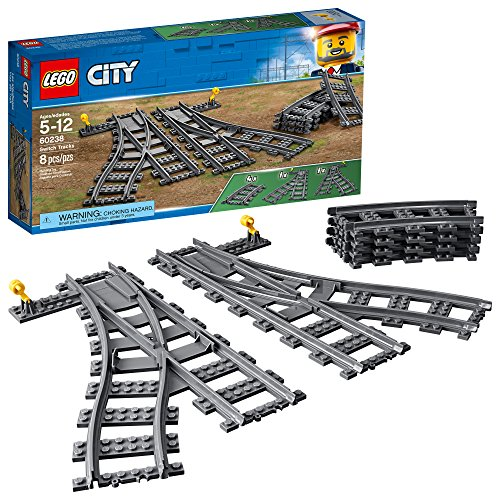 Lego city 60238 - scambi (8 pezzi)