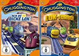 Chuggington 12 - Ach du dicke Lok! | Chuggington 13 - Lock Turbo (2-DVD)