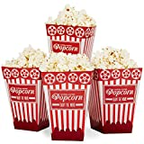 Andrew James Popcorn Boxes, Pack of 12