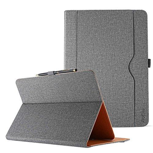 ProCase 9/9.7/10 / 10.1 Zoll Tablet Hülle Cover Universal, Premium PU Lederständer Klappenhülle für 9