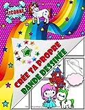 Crée ta propre bande dessinée: LICORNE/Grande variété de modèles de bandes dessinées pour que les enfants dessinent et composent des histoires! (Pour enfants, ados  &  adultes!)