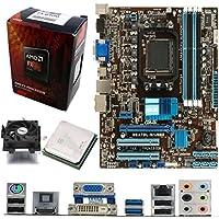 AMD Bulldozer FX-6300 6 Core 3.5Ghz, ASUS M5A78L-M USB3 CPU & Motherboard Pre-Built Bundle