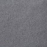 Deconovo Tischdecke Tischwäsche Lotuseffekt Tischtuch 130x280 cm Grau - 5