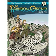 The Adventures of Julius Chancer: Volume Two (The Rainbow Orchid) by Garen Ewing (2012-10-01)