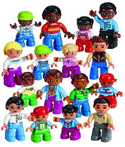 LEGO Education 45011 Gemeinsam die Menschen der Welt