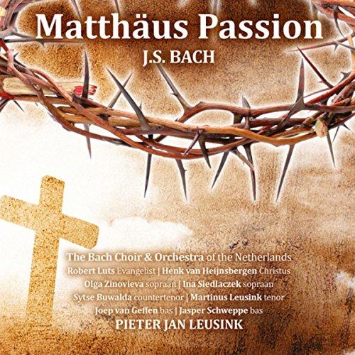 Matthäus Passion, BWV 244: Aria (Bass): Mache dich, mein Herze