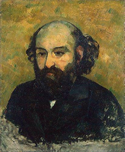 Das Museum Outlet-Self Portrait, 1880-81, gespannte Leinwand Galerie verpackt. 29,7x 41,9cm - 1880 Portrait