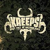 Songtexte von Kreeps - Belly Full of Razor Blades