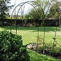 Rosenbogen aus Metal von Kingfisher - Du und dein Garten