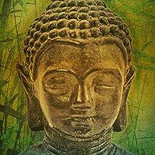 Póster de Impresión o Lienzo–Cuadro de Imagen Impresión Artland montado Madera Contrachapada en bastidor Angela Dölling II de Buda en diferentes tamaños y colores disponible, lienzo o póster, verde, 30x30 cm / Poster