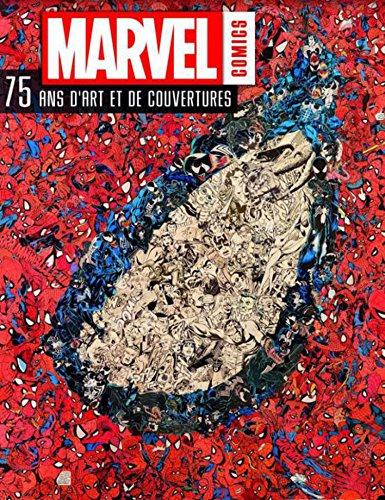 Marvel, 75 ans d'art et de couvertures
