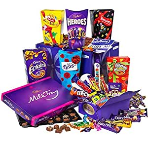 Cadbury Celebration Hamper by Cadbury Gifts Direct: Amazon ...