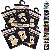 Duftbeutel 6er Pack Duft: Französische Vanille