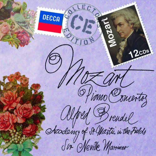 """Mozart: Concerto for 3 Pianos and Orchestra (No.7) in F, K.242 """"Lodron"""" - arr. Mozart for 2 pianos - 1. Allegro"""