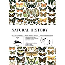 Natural History: Geschenk- und Kreativpapierbuch Vol 72 (Gift & Creative Papers Vol 72)