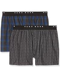 BOSS Men's Boxer Shorts Pack of 2