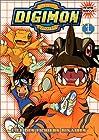 Digimon, tome 1 - L'île des fichiers binaires