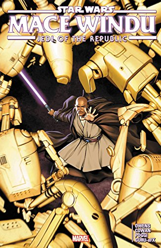 Star Wars: Jedi Of The Republic - Mace Windu por Matt Owens