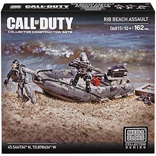 dia del orgullo friki Mega Bloks 06815 Call of Duty Lancha de asalto