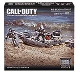 Mega Bloks DCL25 - Call of Duty, RIB Assalto Spiaggia