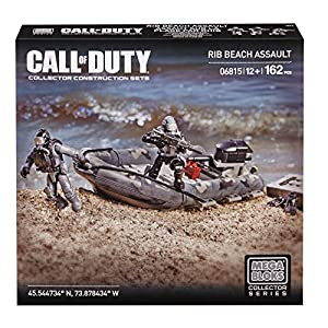 Mega Bloks 06815U – Call of Duty Rib Beach Assault